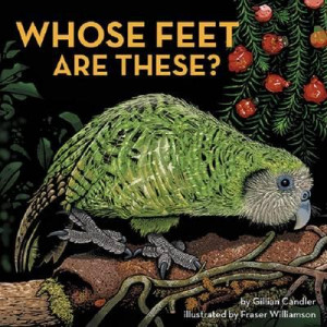 Whose Feet are These?