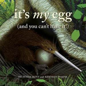 It's my Egg (and you can't have it!)
