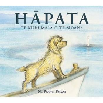 Hapata te kuri maia o te moana (Herbert the Brave Sea Dog: Te Reo Maori)