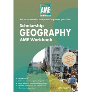 AME Geography Workbook, NCEA Scholarship