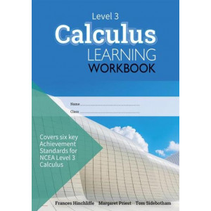 Calculus Learning Workbook NCEA Level 3