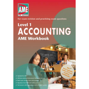 AME Accounting Workbook, NCEA Level 1