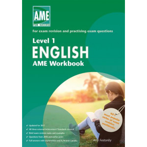 AME NCEA Level 1 English Workbook 2017