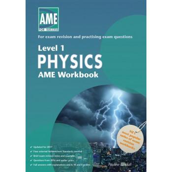 NCEA Level 1 Physics AME Workbook