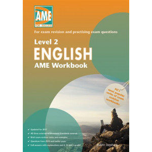 AME English Workbook, Level 2 Updated Edn 2017