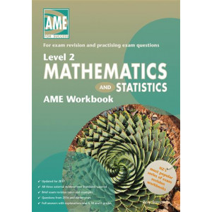 AME Maths and Stats Workbook, NCEA Level 2 2017