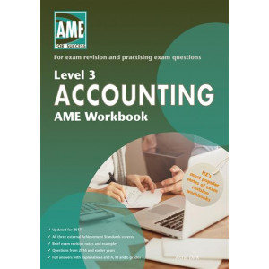 AME Accounting Workbook, NCEA Level 3