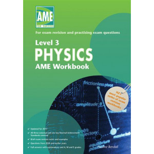 AME Level 3 Physics Workbook 2017