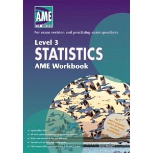 AME NCEA Level 3 Statistics Workbook 2017