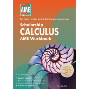 AME Scholarship Calculus Workbook 2017
