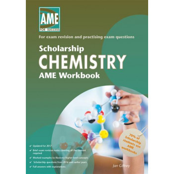 AME Chemistry Workbook, NCEA Scholarship