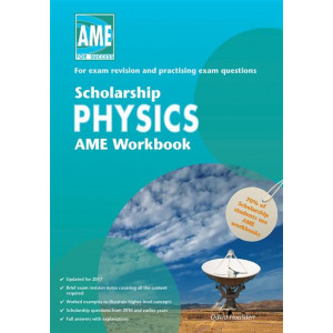 AME Physics Workbook, NCEA Scholarship