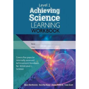 Level 1 Achieving Science Learning Notebook