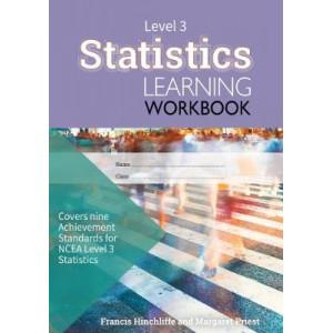 Statistics Learning Workbook: 2018 NCEA Level 3