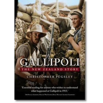 Gallipoli: The New Zealand Story
