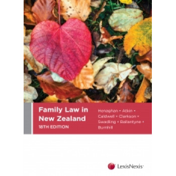 Family Law in New Zealand 18E