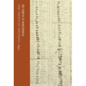 Te Tiriti O Waitangi Treaty Waitangi1840