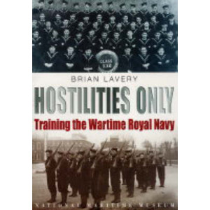 Hostilities Only: Training the Wartime Royal Navy