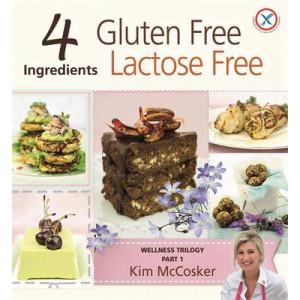 4 Ingredients - Gluten Free, Lactose Free