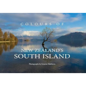 Colours of New Zealand's South Island