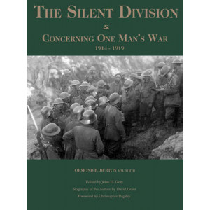 Silent Division & Concerning One Man's War 1914-1919