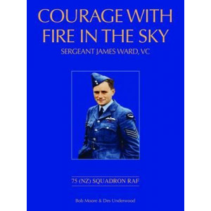 Sergeant James Allen Ward VC 75 (NZ) Squadron RAF