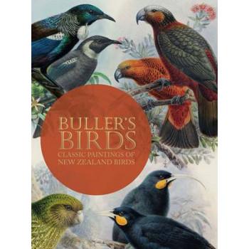 Selected Buller's Birds of New Zealand