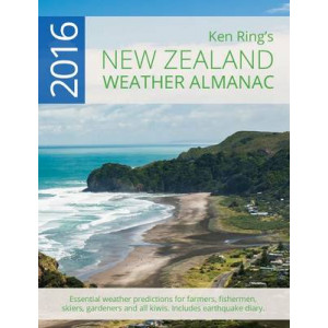 2016 Ken Ring's New Zealand Weather Almanac