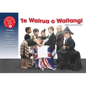Te Wairua o Waitangi with CD