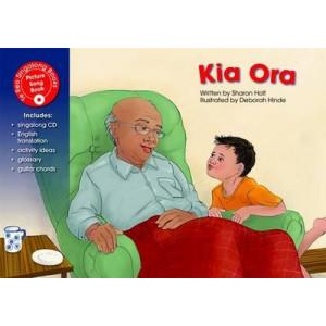 Kia Ora with CD