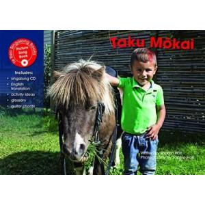 Taku Mokai with CD