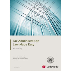 Tax Administration Law Made Easy