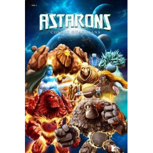 Astarons: Cosmic Guardians