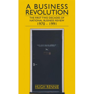 Business Revolution: The first two decades of national business review 1970-1991, A