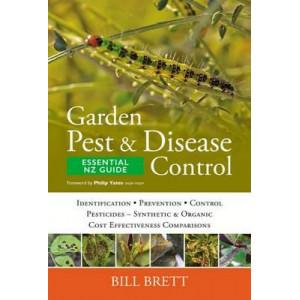 Garden Pest & Disease Control - Essential NZ Guide