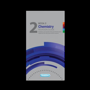 NCEA 2 Chemistry Revision Guide 2018