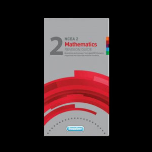 NCEA 2 Mathematics Revision Guide 2018