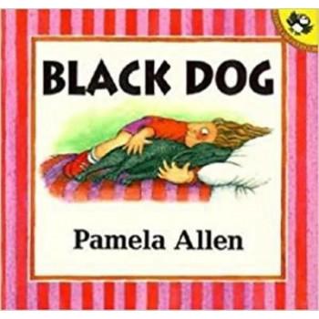 Black Dog: English and Arabic