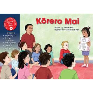 Korero Mai with CD