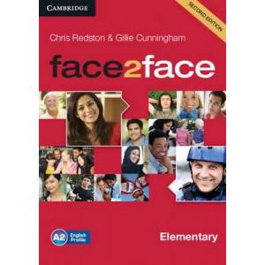 face2face Elementary Class Audio CDs (3)