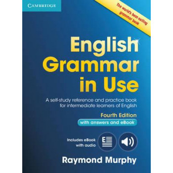 English Grammar in Use with Answers &  eBook with audio 4E