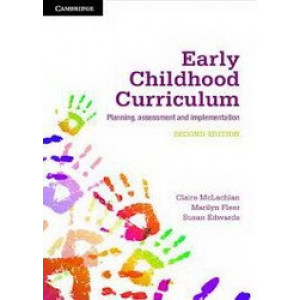 Early Childhood Curriculum: Planning, Assessment, & Implementation 2E