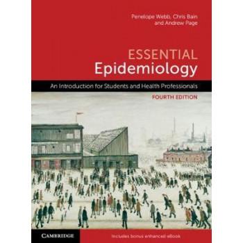 Essential Epidemiology 4E