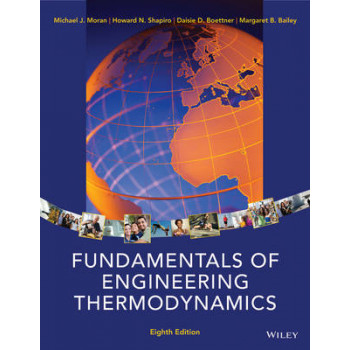 Fundamentals of Engineering Thermodynamics 8E