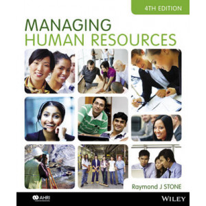 Managing Human Resources 4E + Istudy Version 1 Registration Card