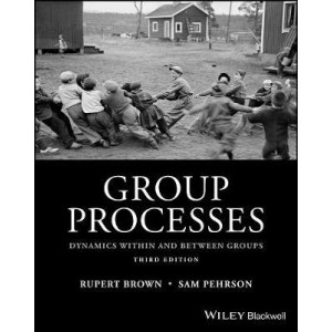 Group Processes: Dynamics within and Between Groups (3rd Edition, 2019)
