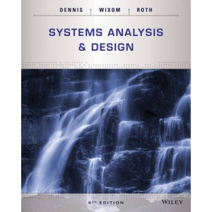 Systems Analysis and Design 6E