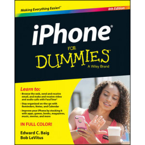 iPhone For Dummies 8E