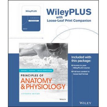 Principles of Anatomy and Physiology 15E Binder Ready Version