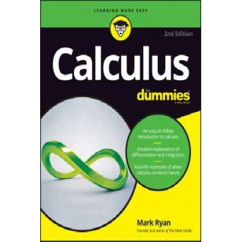 Calculus For Dummies 2E